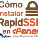 Cómo Instalar RapidSSL en cPanel