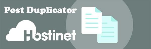 Post Duplicator WordPress