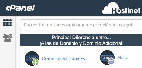 Principal Diferencia entre… ¡Alias de Dominio y Dominio Adicional!