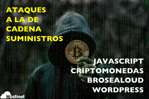 Ataques a la Cadena de Suministros, JavaScrit, Criptomonedas y el Plugin BrowseAloud