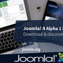 Joomla 4 Alpha 1