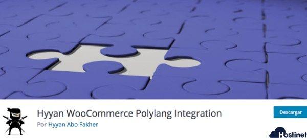Hyyan WooCommerce Polylang Integration