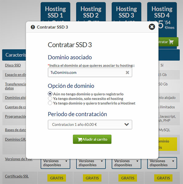 Contratar SSD3