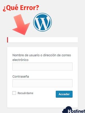 contrasena acceso WordPress bloqueada wordfence nada