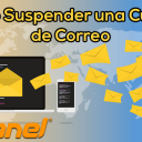 Cómo Suspender una Cuenta de Correo desde cPanel