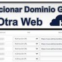 Redireccionar Dominio Genérico hacia Otra Web