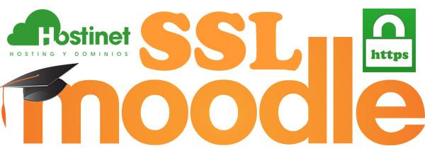 Activar SSL Moodle