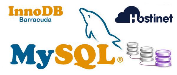 MySQL InnoBD Barracuda