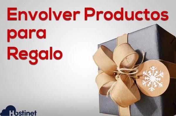 Envolver Productos para Regalo