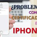 Cómo Solucionar los Problemas de los Certificado para Mail en iPhone (iOS)