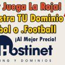 ¡Hoy Juega La Roja! Registra TU Dominio .Futbol o .Football ¡Al Mejor Precio!