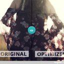 reSmush vestido optimizado