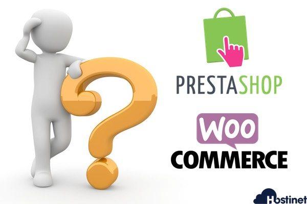 Elegir Plataforma de Comercio Electrónico - WooCommerce o PrestaShop
