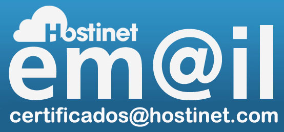 hostinet email white certificados ssl
