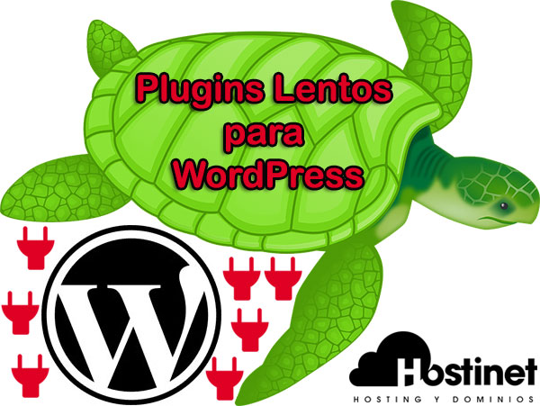 plugins lentos wordpress
