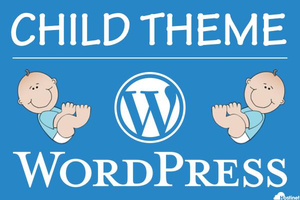 Cómo crear un Tema Hijo en WordPress (Child Theme)