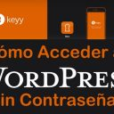 Cómo Acceder a WordPress sin Contraseña con Keyy Two Factor Authentication