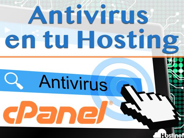 Cómo pasar un Antivirus en tu Alojamiento Web con cPanel