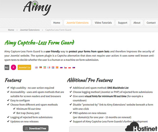 Aimy Extensions Donwload