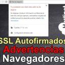SSL Autofirmados Advertencias Navegadores Portada