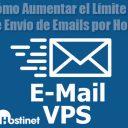 Cómo Aumentar el Límite de Envío de Emails por Hora en un VPS