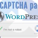 Captcha para WordPress con Advanced noCaptcha & Invisible Captcha