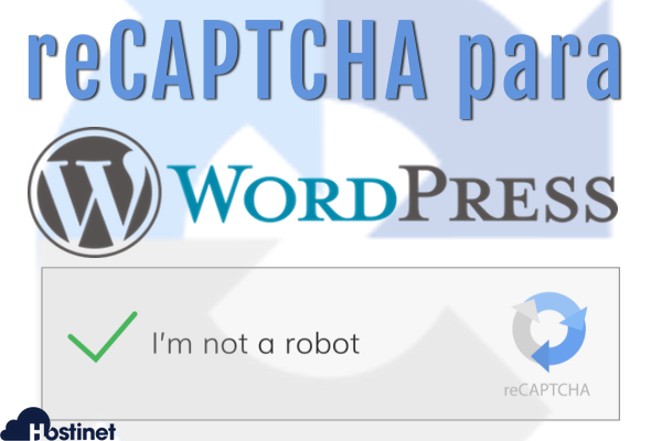 Captcha para WordPress con Advanced noCaptcha & Invisible Captcha