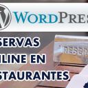 Cómo Gestionar las Reservas Online de un Restaurante desde WordPress con Restaurant Reservations