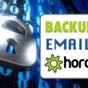 Cómo Hacer una Copia de Seguridad de tus Emails con Horde