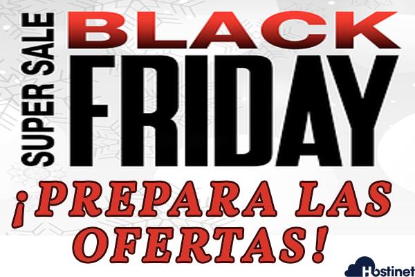 Pensar las Ofertas que Podemos ofrecer el Black Friday