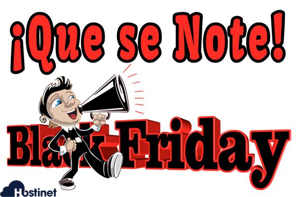 El Objetivo es el Black Friday y Cyber Monday - ¡Que se Note!