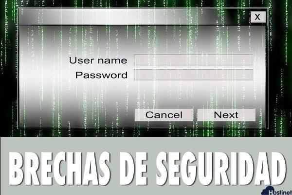 Grades Brechas de Seguridad con tus Datos