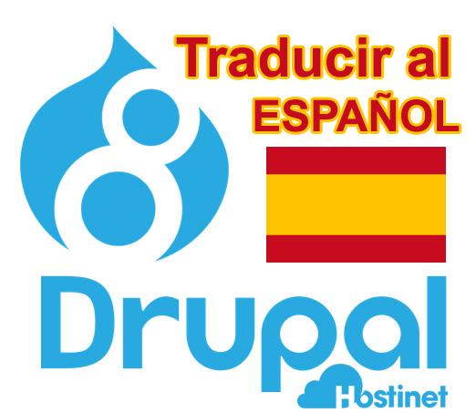 Drupal 8 Spanish