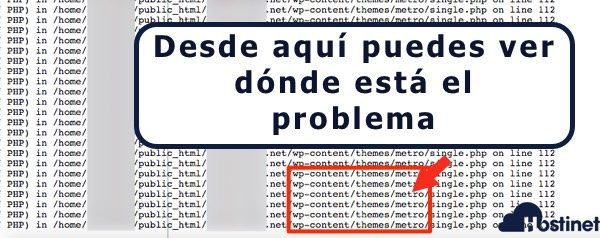 error theme metro ejemplo error_log