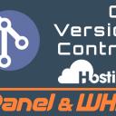cPanel con Git Version Control en Hostinet