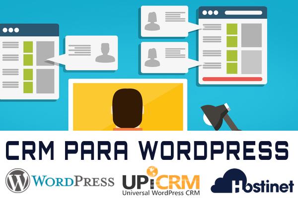 UpiCRM - Convierte tu WordPress en Todo un CRM