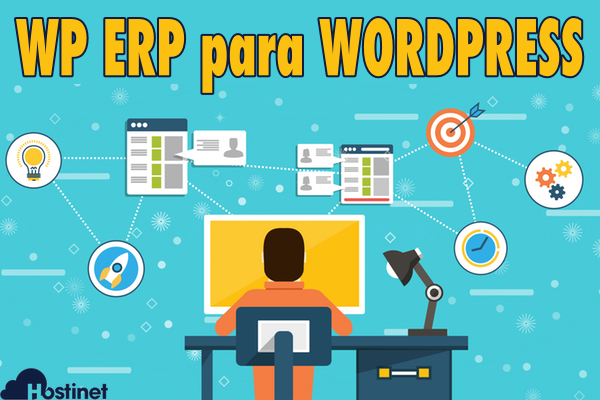 Transforma WordPress en un ERP, CRM y HRM con WP ERP