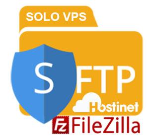SFTP FileZilla