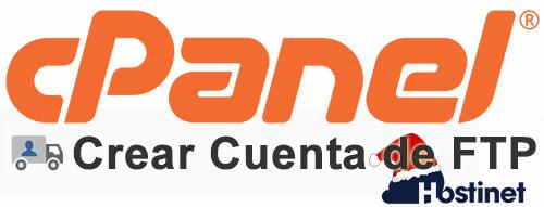 cPanel - Crear Cuenta de FTP