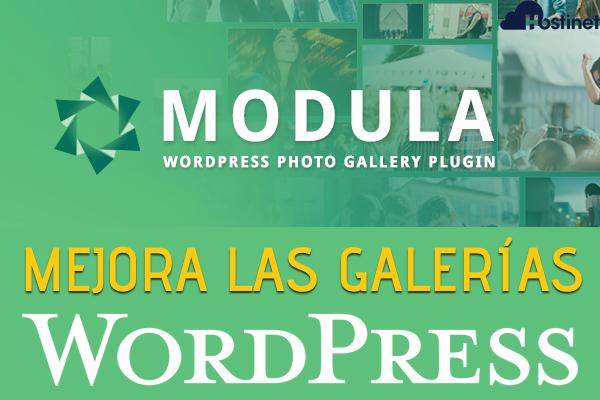 Cómo Mejorar las Galerías de WordPress con Modula Image Gallery