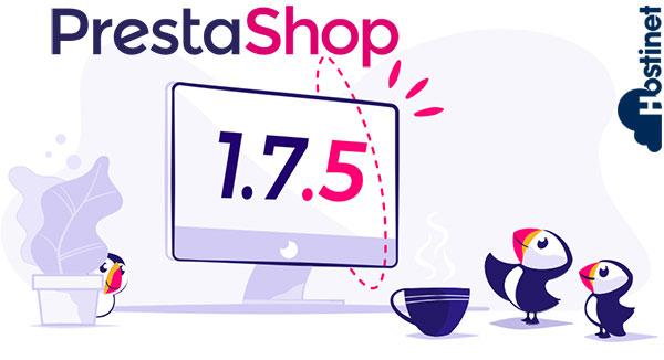 PrestaShop 1.7.5.0