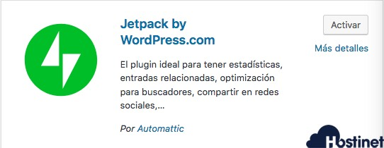 plugin jetpack wordpress