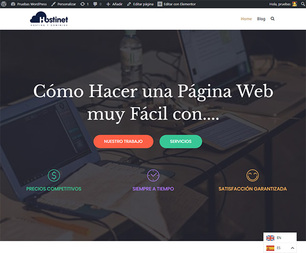 Weglot Spanish
