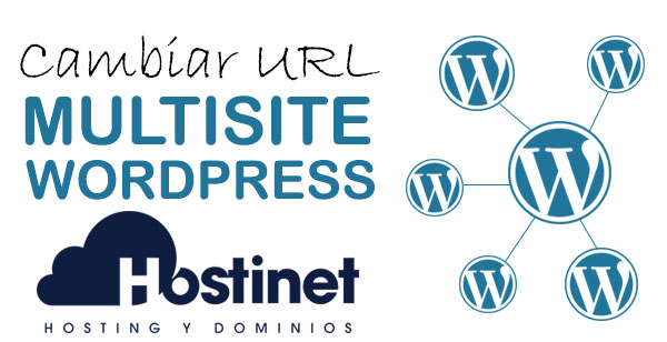 Multisite WordPress: Cambiar URL