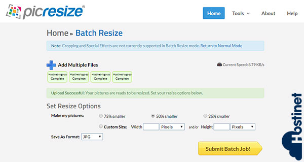 Picresize Multiple Files Resize