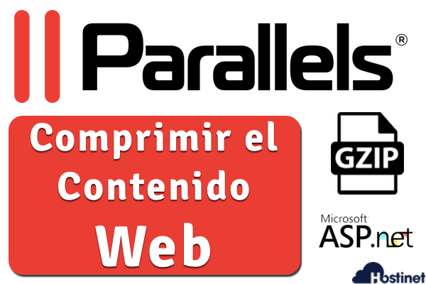 Cómo Activar la Compresión del Contenido Web en Plesk (ASP.NET)
