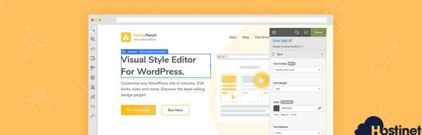 imagen plugin visual css style editor WordPress