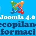 Recopilando Información sobre Joomla 4.0