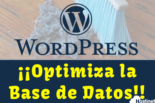 Optimiza la Base de Datos de WordPress con Optimize Database after Deleting Revisions