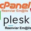 reenvio emails cpanel & plesk